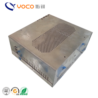 High quality galvanized computer case fabrication