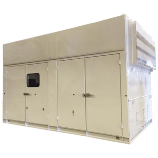 OEM Stainless steel industrial equipment enclosure