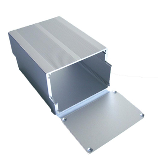 Custom stainless steel extrusion aluminum enclosure