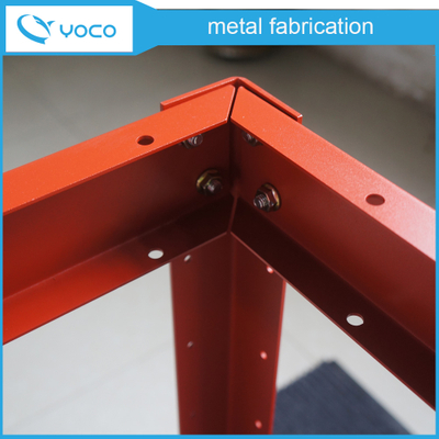 Factory custom made galvanized metal box fabrication