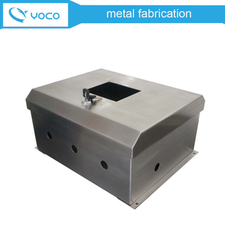 Made in China Custom IP 65 66 67 sheet metal electric enclosure