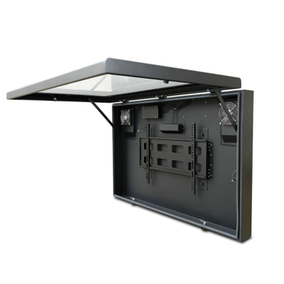 Chinese factory sheet metal work ip65 outdoor tv enclosure