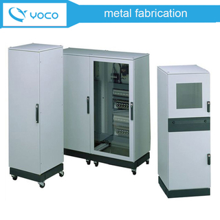 Made in China customised processing services sheet metal electric cabinet