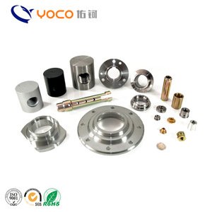 Precision plastic metal stainless steel aluminum milling turning lathe parts service cnc machining