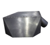 Factory price custom made stainless steel water storage tank