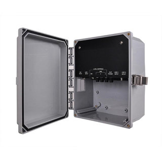 Made in China custom made waterproof metal enclosure