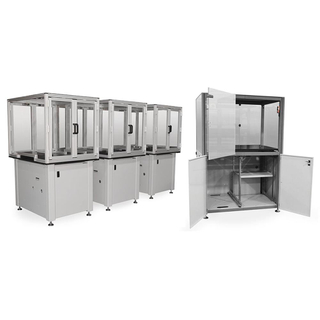 OEM Factory laser cutting machine enclosure
