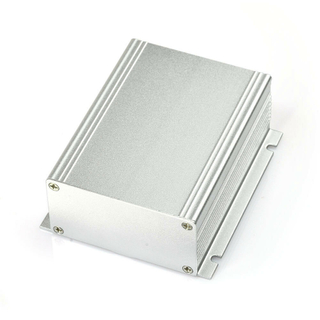 Sheet metal fabrication aluminum extrusion enclosure