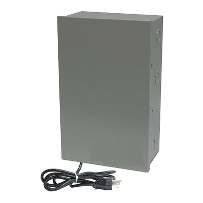 Custom stainless steel metal enclosure for power supply