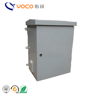 Unique custom made OEM wire sheet metal electric cabinet