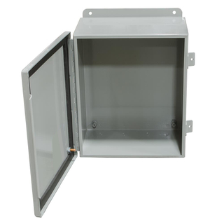 OEM Factory laser cutting metal enclosure water proof