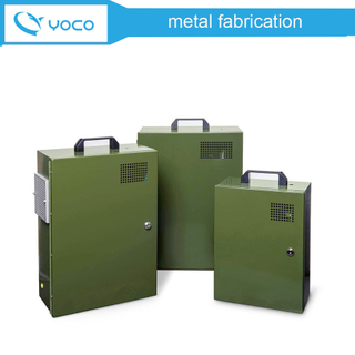 China factory custom made aluminum electronic enclosure