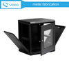 High quality Custom made sheet metal bluetooth 3D printer enclosure