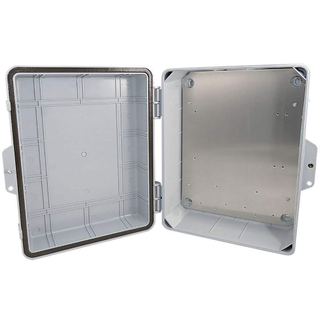 Custom stainless steel aluminum enclosure ip67