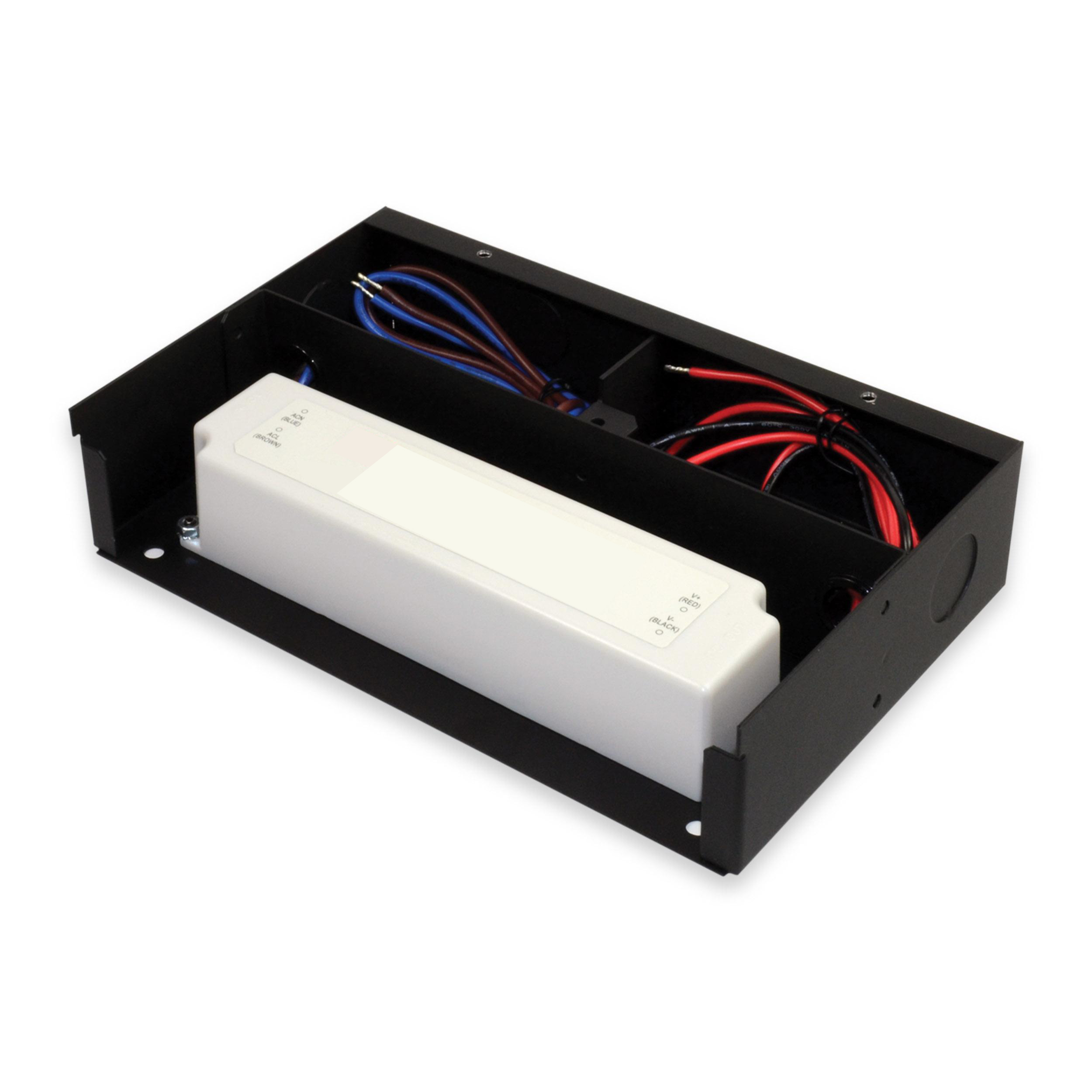 Custom sheet metal parts led driver enclosure housing