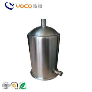 Jiangmen produced custom made 201 304 stainless steel water tank