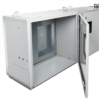 China Supplier metal works aluminium fabrication cabinet