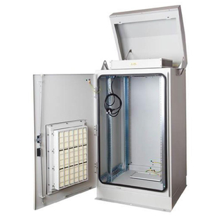 Factory made sheet metal work ip65 waterproof enclosure with window