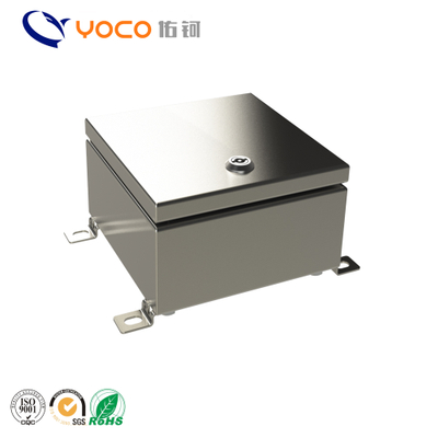 ISO 9001custom made waterproof protective sheet metal electric box