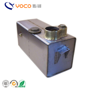 Professional custom made 304 stainless steel fuel tank
