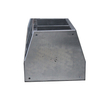 Factory Supply custom made aluminum bending sheet metal fabrication