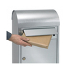 covers magnetic letter stainless galvanized steel mailbox outdoor